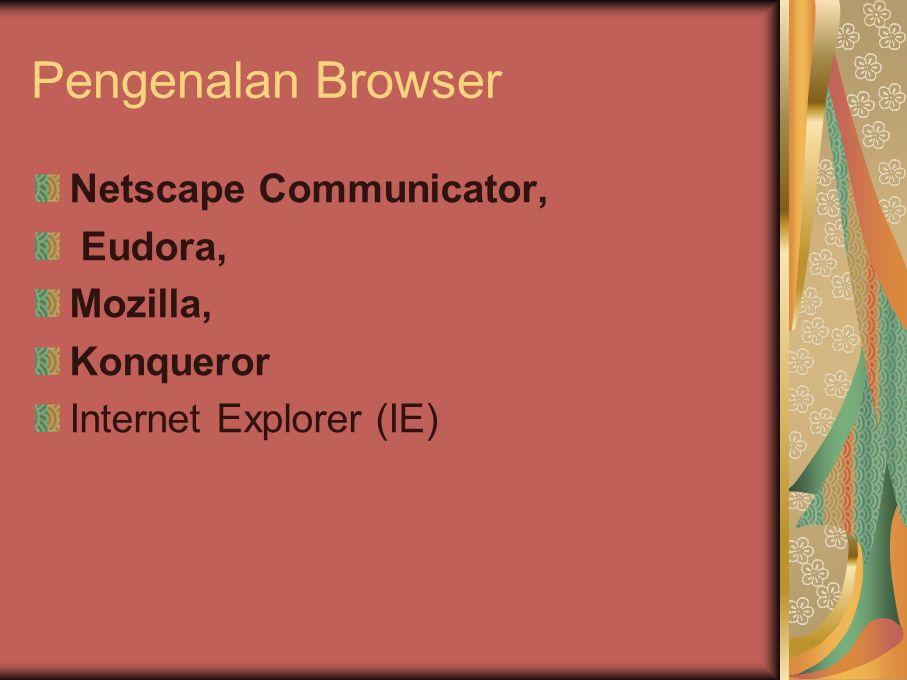Istilah dalam Internet Surfing  Dalam bahasa Indonesia berarti Berselancar , yang artinya adalah mencari informasi dari suatu situs ke situs yang lain.