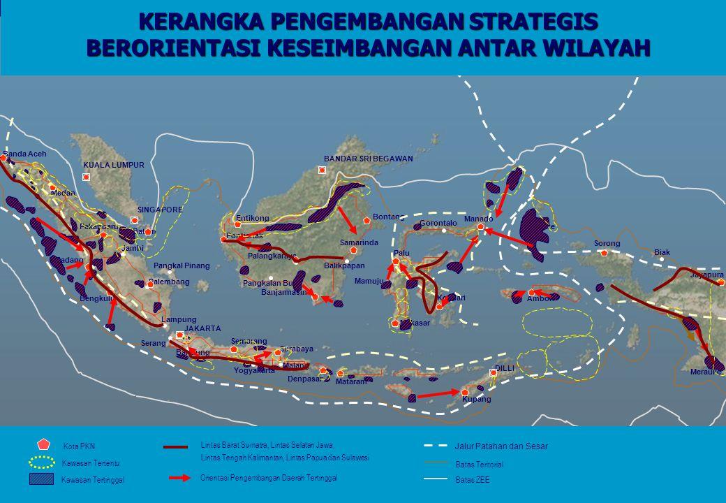 Estimasi % dari Penduduk Urban 1950-2030 Urbanisasi diperkirakan akan terus meningkat sehingga pada tahun 2030, lebih dari 50% penduduk Indonesia dan Asia akan berada di daerah perkotaan.