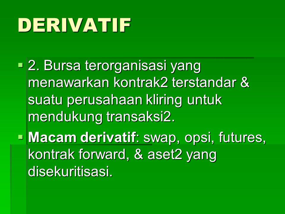 DERIVATIF  2.