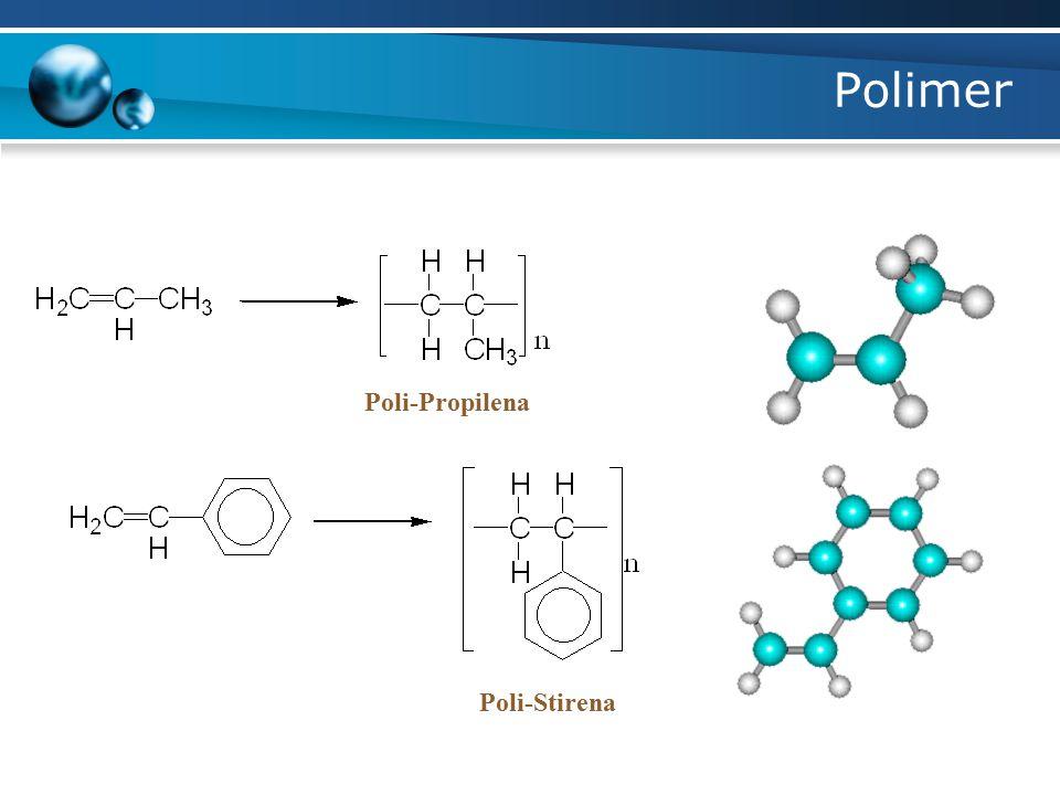 Polimer Poli-Propilena Poli-Stirena