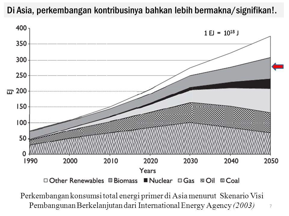 Aneka rute alternatif pembangkitan listrik dari biomassa 18