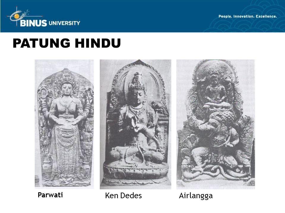 Ken DedesAirlangga PATUNG HINDU Parwati