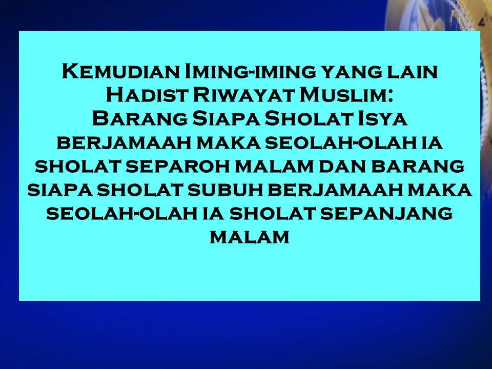 Justru hal tersebut… melanggar Syariat Islam!.Kenapa….
