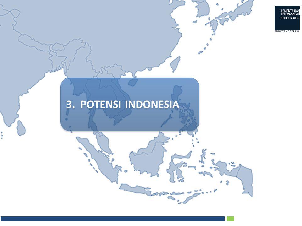 3. POTENSI INDONESIA