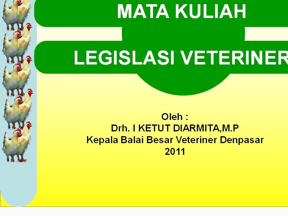 Curriculum Vitae Drh.I Ketut Diarmita, M.P 1989 Staf Balai Karantina Wilayah V.