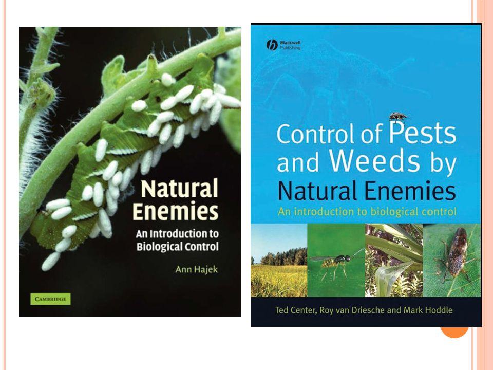 J OURNAL Biological Control Biocontrol Biocontrol science and technology J.