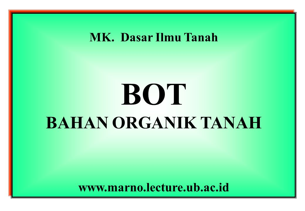 Diunduh dari: http://www.humintech.com/001/articles/article_definition_of_soil_organic_matter3.html …………… 18/3/2013 Kompleks Substansi Humik dgn Komponen Mineral Khelat dengan Ion-ion Logam A chelate complex is formed when two or more coordinate positions about the metal ion are occupied by donor groups of a single ligand to form an internal ring structure.