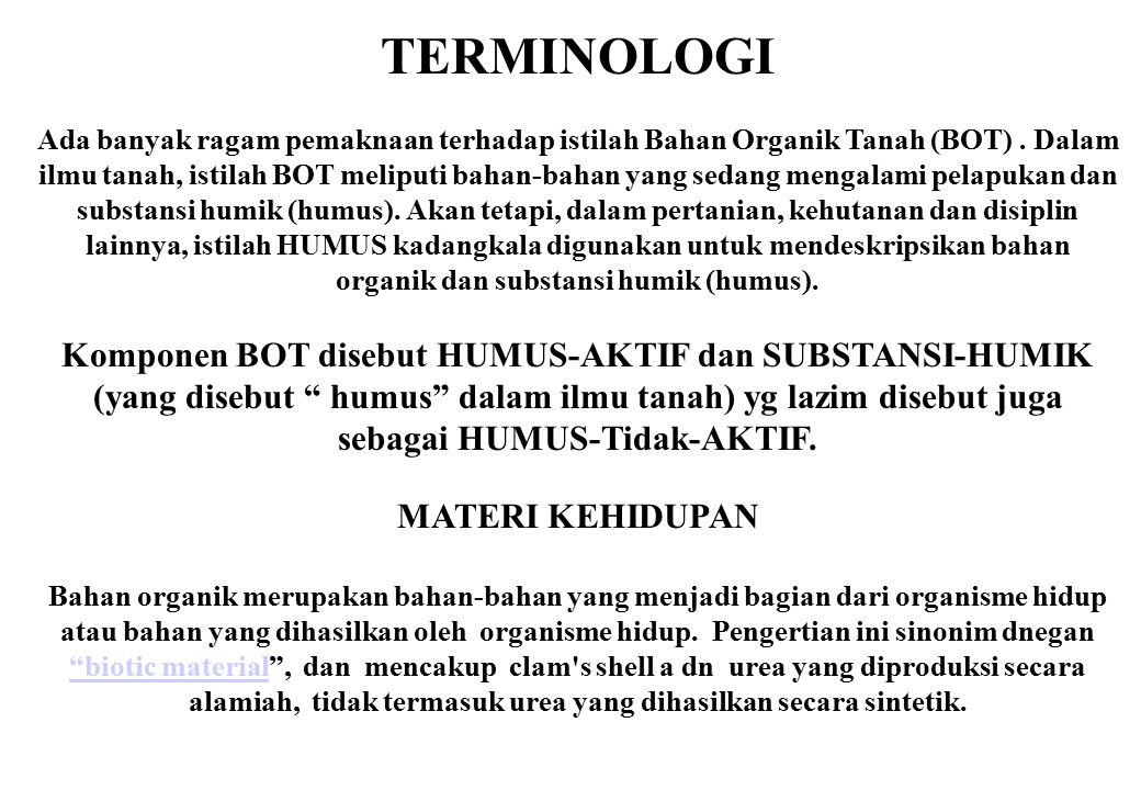 Diunduh dari: http://www.humintech.com/001/articles/article_definition_of_soil_organic_matter3.html …………… 18/3/2013 C/N ratio The C/N ratio of virigin soils formed under grass vegetation is normally lower than for soils formed under forest vegetation, and for the latter,the C/N ratio of the humus layers is usually higher than for the mineral soil proper.