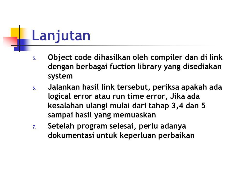 Objek Identitas adalah sesuatu yang membedakan suatu objek dari objek yang lainnya.