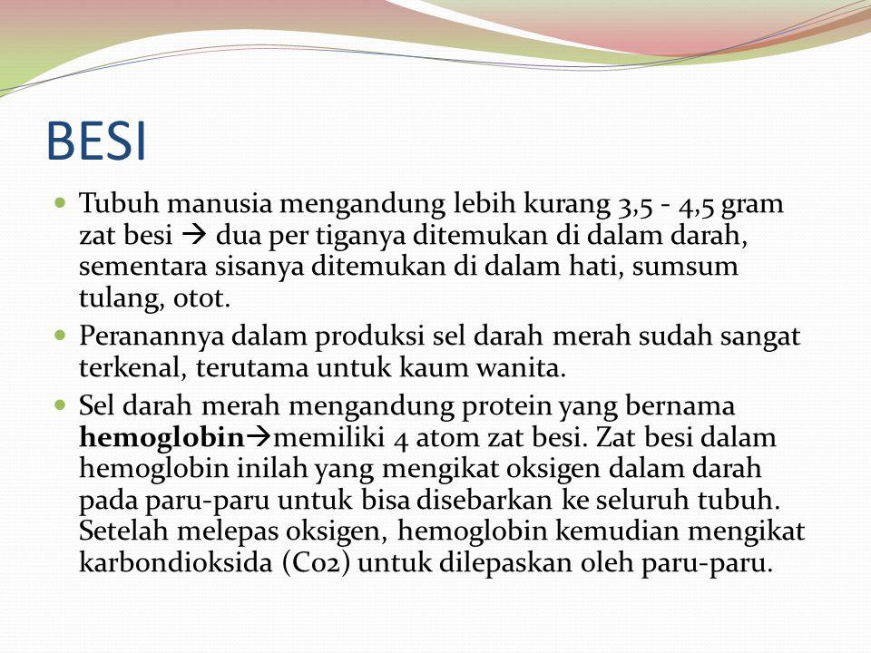Fungsi 1.Yodium digunakan untuk memproduksi tiroksin.