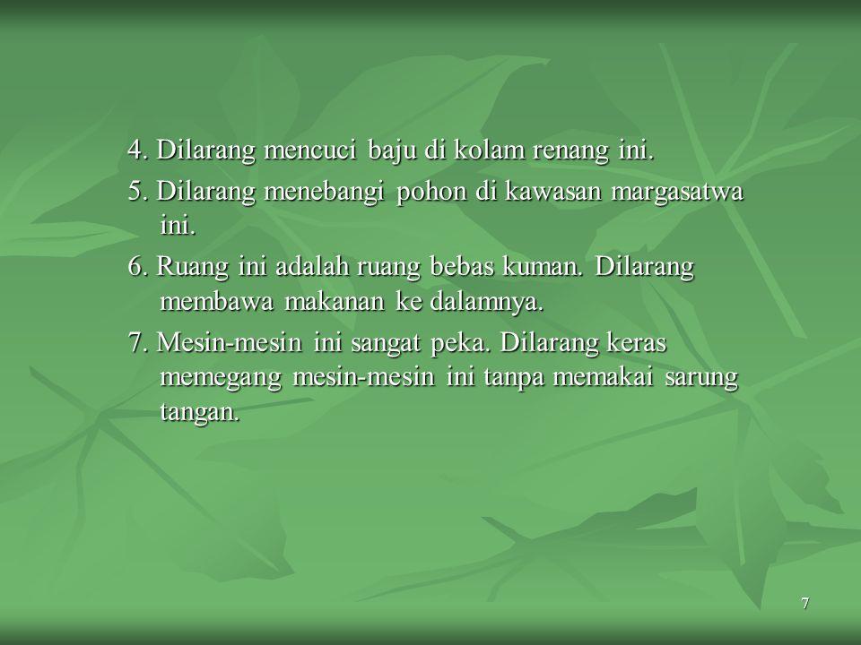 18 Pembahasan Susunan petunjuk menanam anggrek yang tepat adalah : 1.