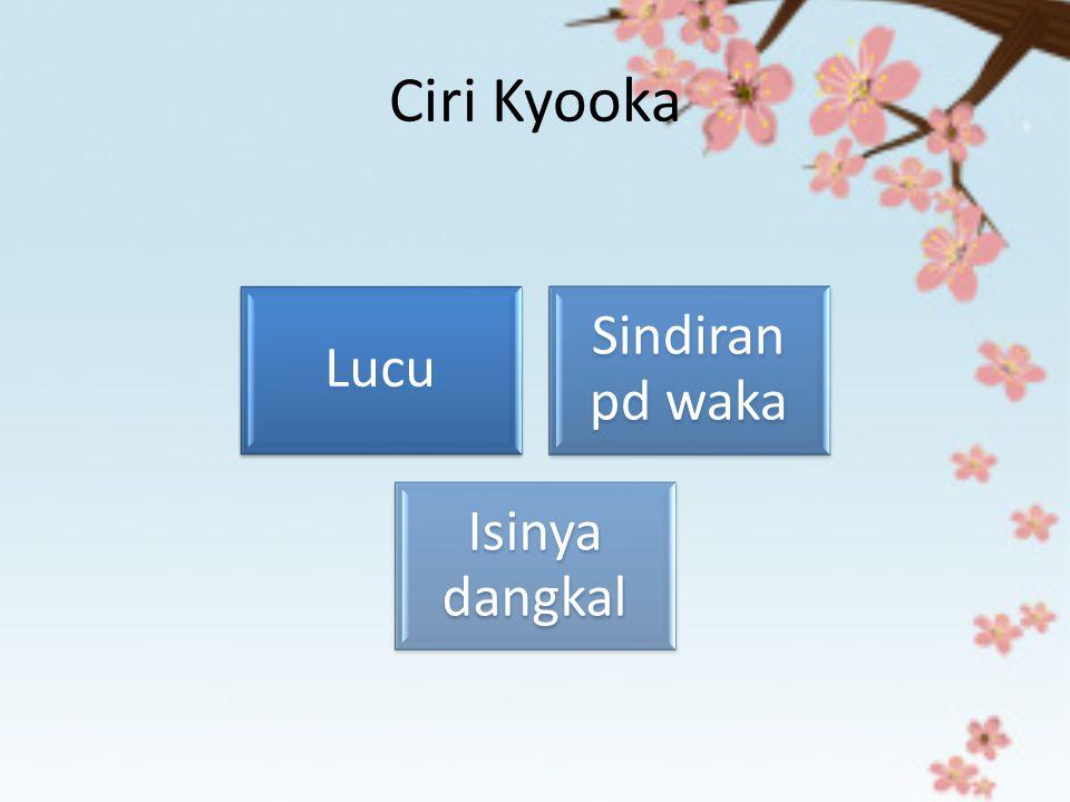 Ciri Kyooka