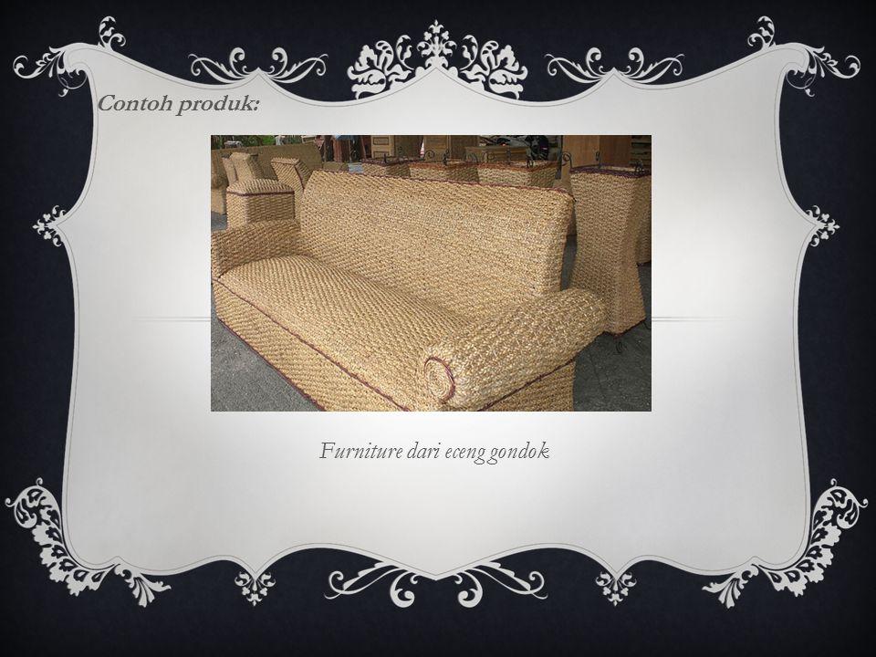 Namun demikian perlu diingat bahwa pembuatan bunga seperti contoh di atas hanya merupakan salah satu contoh sederhana dari pengolahan kulit jagung menjadi suatu karya kerajinan.