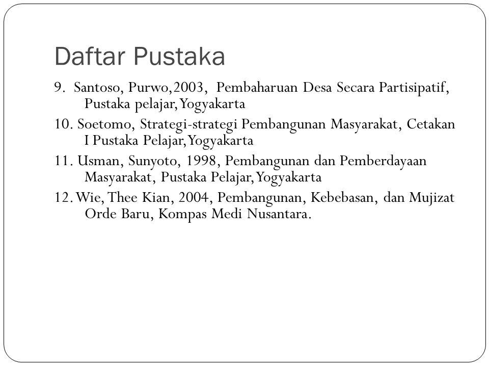 Daftar Pustaka 5.