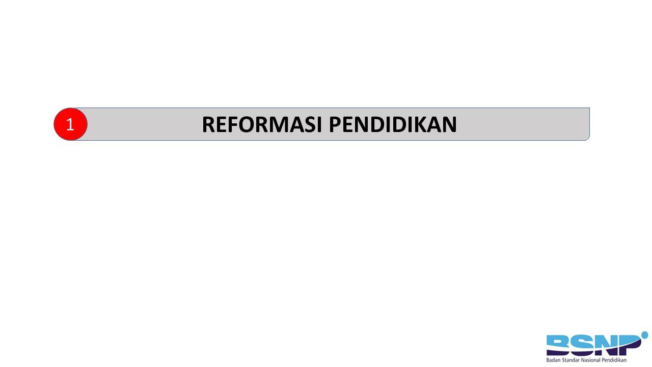 REFORMASI PENDIDIKAN 1