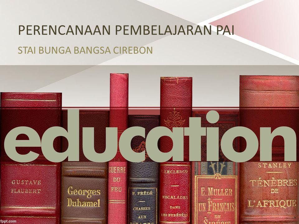 DEFINISI PERENCANAAN PEMBELAJARAN MENURUT PARA AHLI Branch (2002) Suatu sistem yang berisi prosedur untuk mengembangkan pendidikan dengan cara yang konsisten dan reliable.