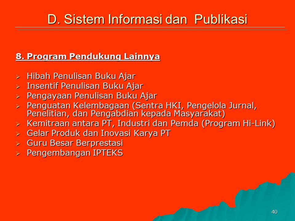 39 1) Bantuan Pendaftaran Paten – bagi pelaksana P2M yang telah selesai kegiatan dan siap diajukan pendaftaran patennya - kegiatan P2M yang melandasi