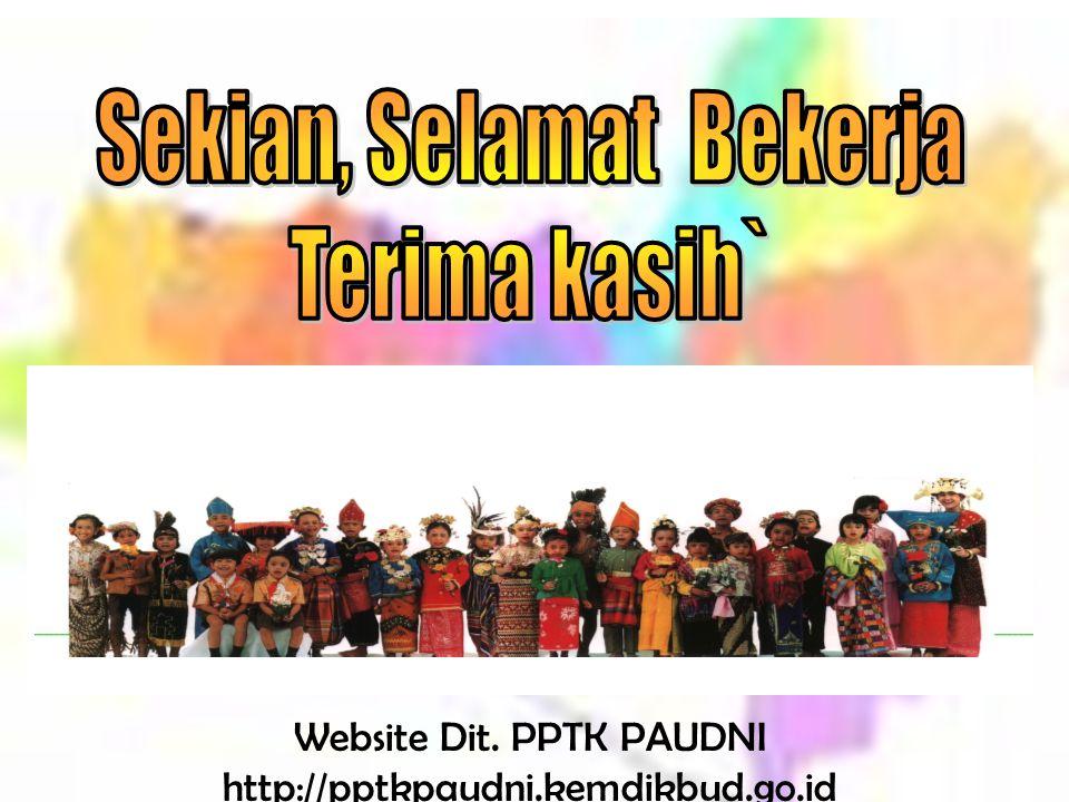 Website Dit. PPTK PAUDNI http://pptkpaudni.kemdikbud.go.id