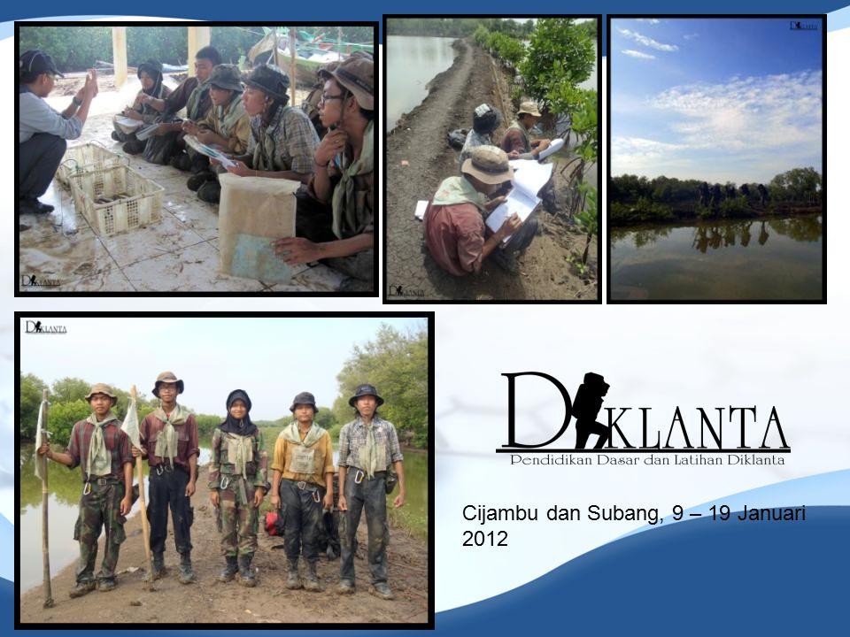 Cijambu dan Subang, 9 – 19 Januari 2012