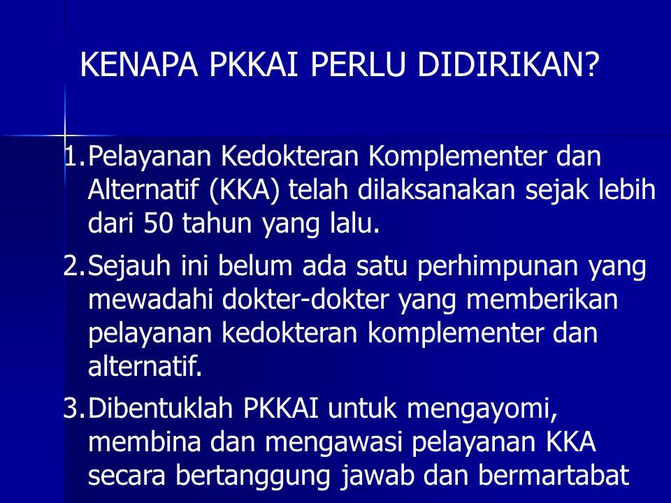 Kenapa harus ada perhimpunan seminat seperti ini di Indonesia.