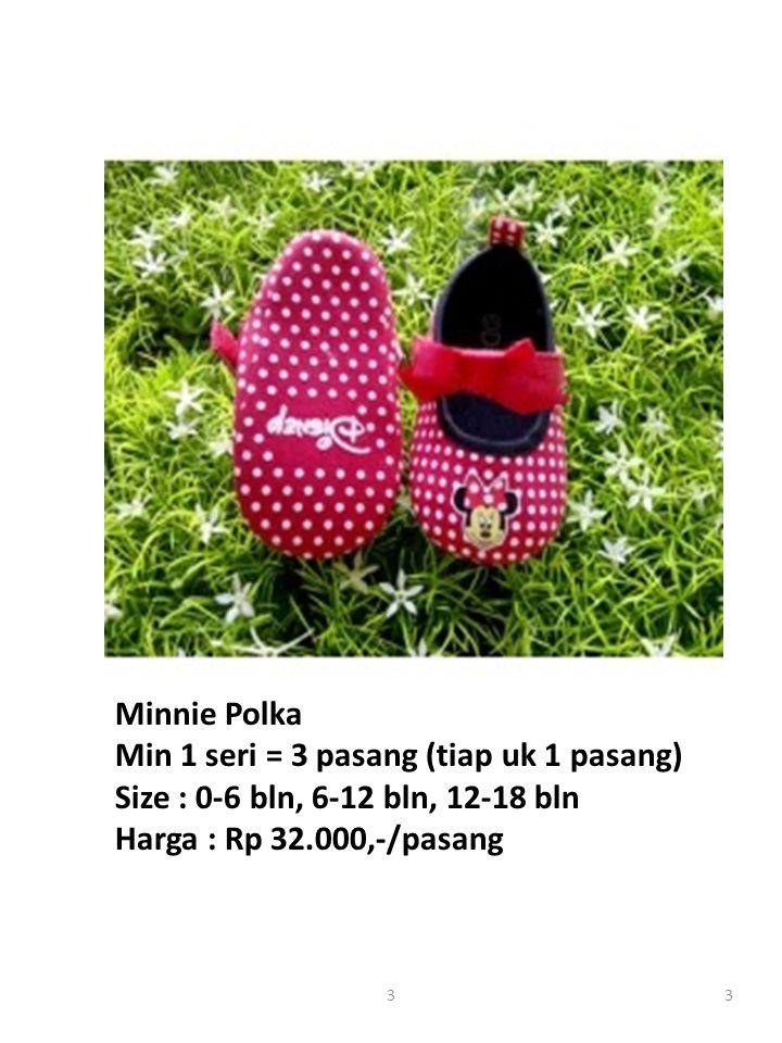 Boot Snow white Brown Rp 40.000,-/psg