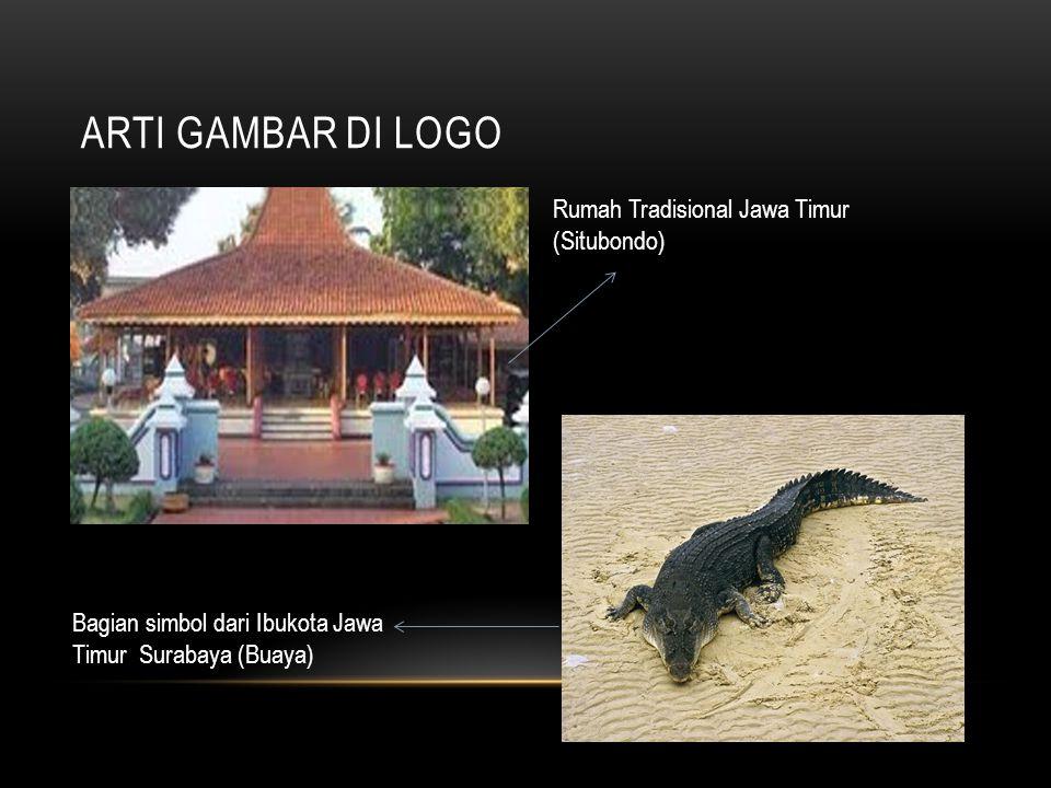 ARTI GAMBAR DI LOGO Tempat Wisata Watu UloBagian dari Simbol Surabaya (Ikan Hiu) Berarti bahwa Jawa Timur layak untuk dikunjungi dan akan menjadi pengalaman bagus