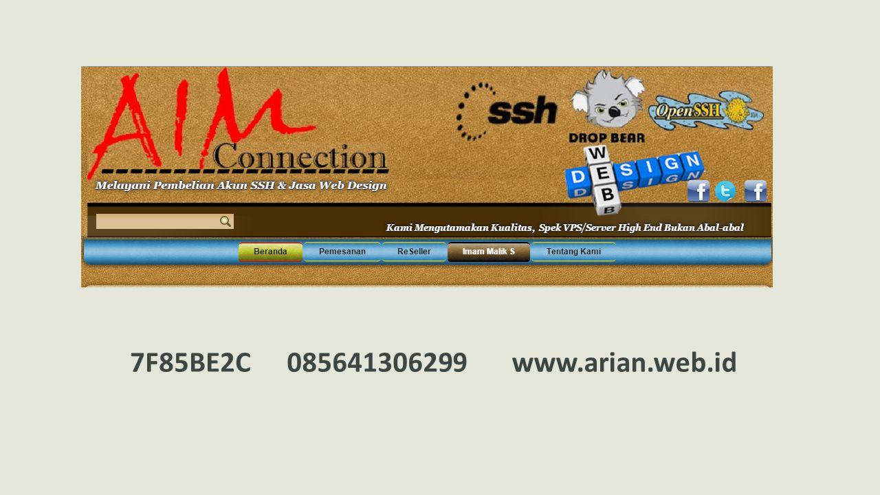 7F85BE2C085641306299www.arian.web.id