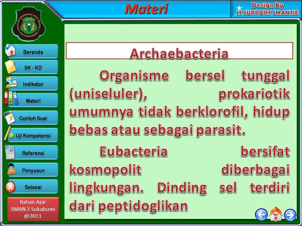Bahan Ajar SMAN 3 Sukabumi @2011 Bahan Ajar SMAN 3 Sukabumi @2011Materi
