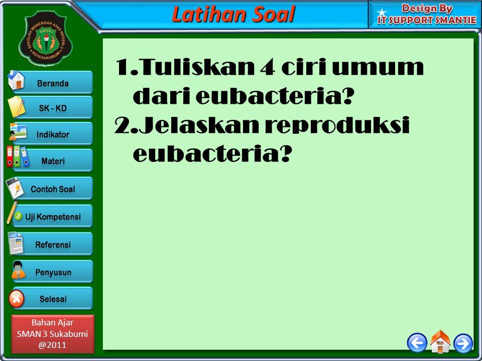 Bahan Ajar SMAN 3 Sukabumi @2011 Bahan Ajar SMAN 3 Sukabumi @2011 Uji Kompetensi Untuk evaluasi belajar klik link dibawah ini Uji Kompetensi