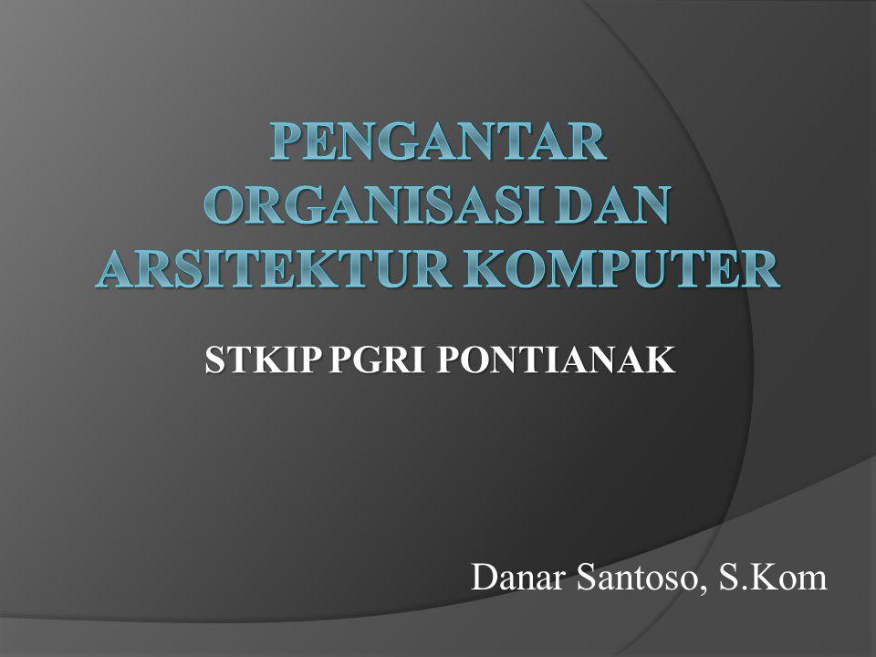 STKIP PGRI PONTIANAK Danar Santoso, S.Kom