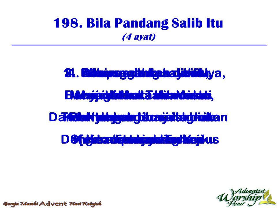 199.Sebagaimana Ku Ada (6 ayat) 1.