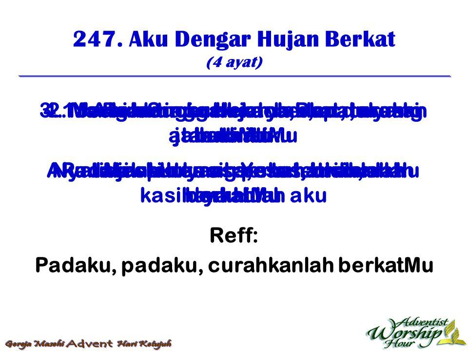 248.Turun Skarang Ya Roh Suci (4 ayat) 1.
