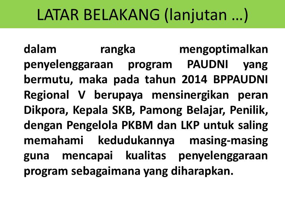 Peraturan Menteri Negara Pendayagunaan Aparatur Negara dan Reformasi Birokrasi No.14 Tahun 2011 tentang Jabatan Fungsional Penilik dan Angka Kreditnya