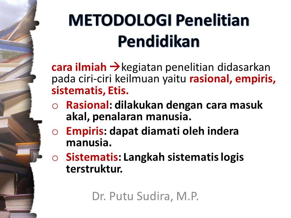 Dr.Putu Sudira, M.P.