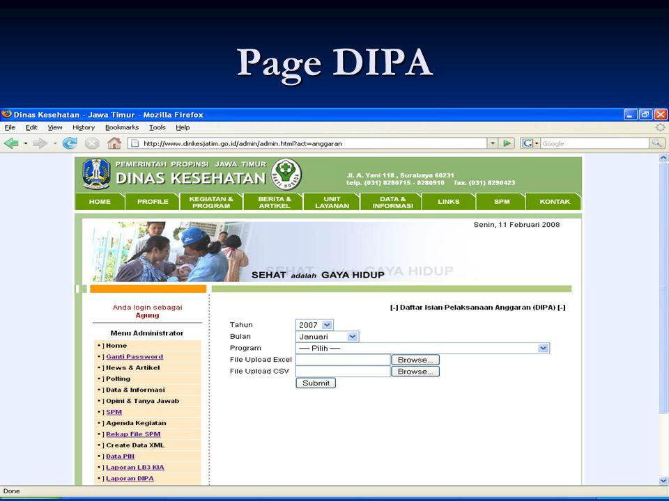 Page Imunisasi/ PIN