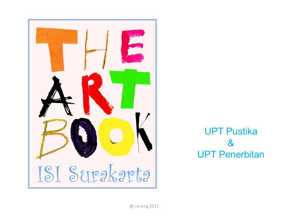 http://artbook.isi-ska.ac.id @ ranang 2011