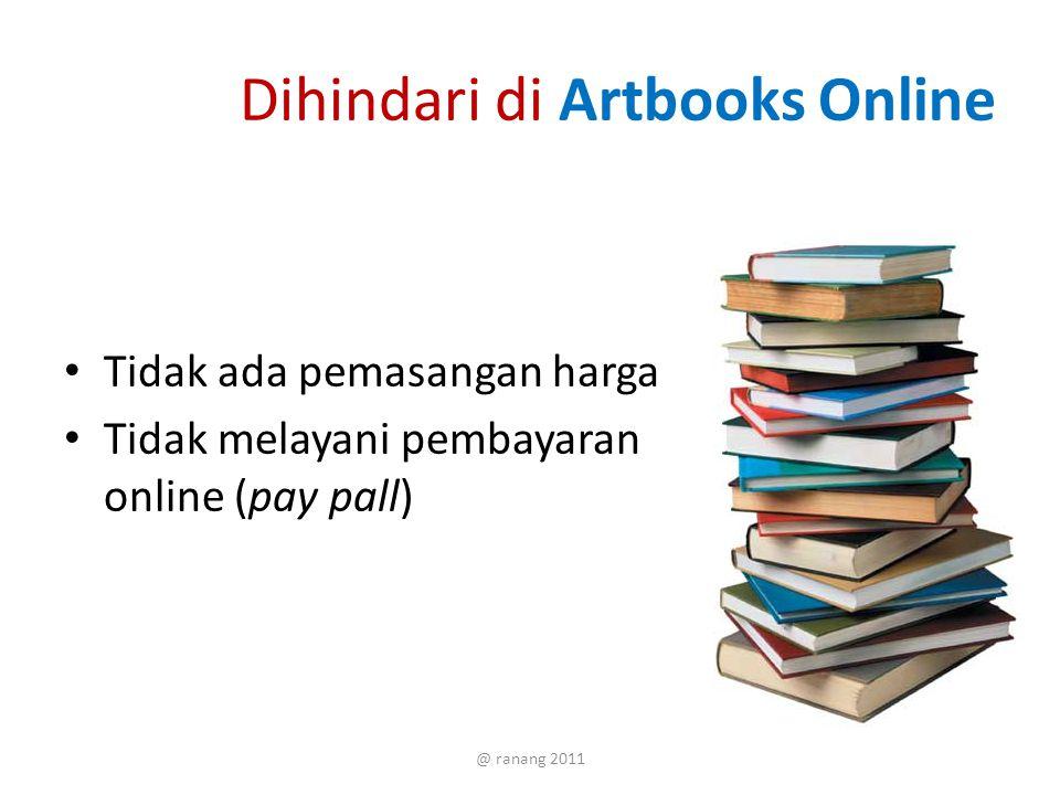 Skema Penjualan UPT Penerbitan P3AI Prodi/Jurs/Fak Pembeli Dosen @ ranang 2011