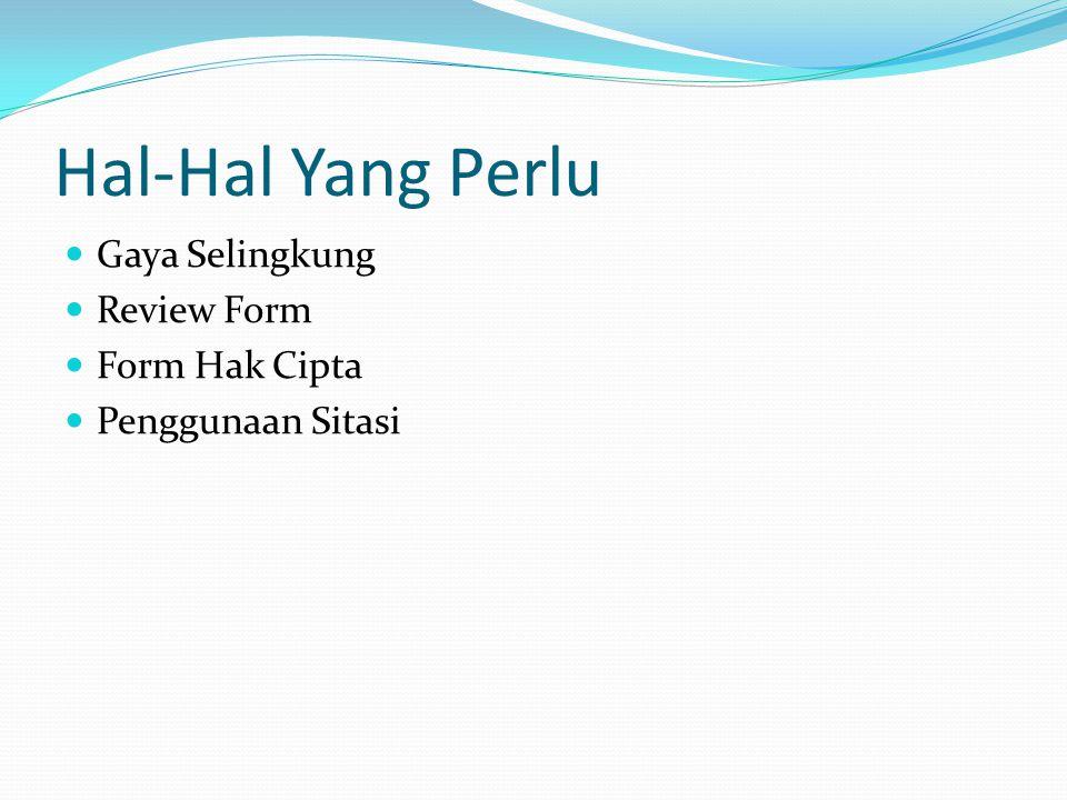 Gaya Selingkung Unduh dari: Teknik: http://ejurnal.its.ac.id/berkas/PUBLIKASI_S1_ITS_TEK NIK.doc.