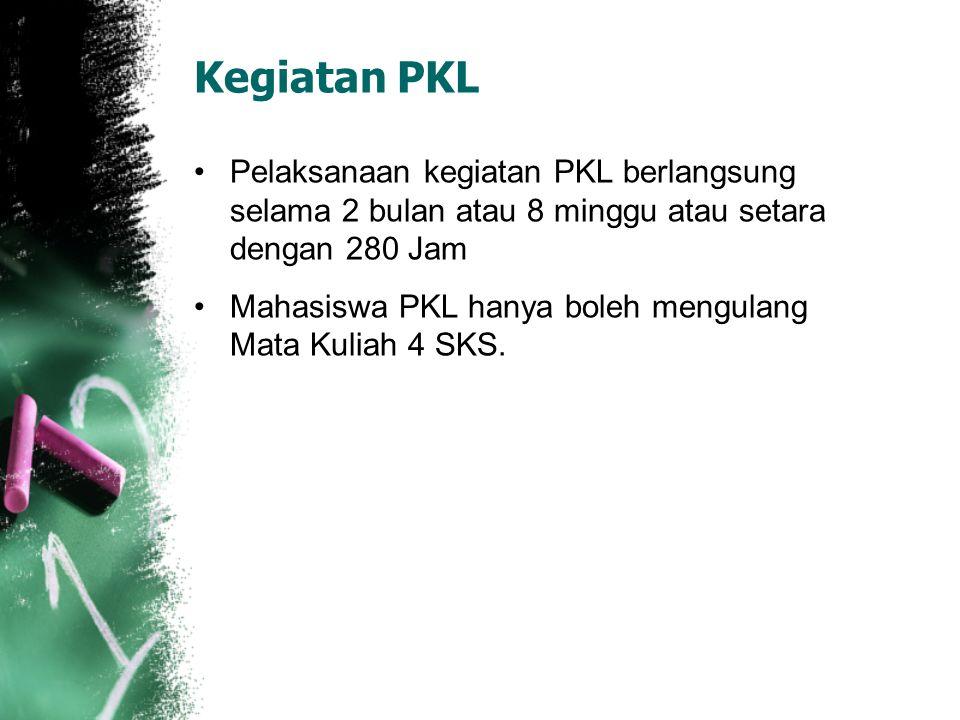 Tempat PKL (1) Biro Hukum Sekretariat DIY BP3TKI CV.