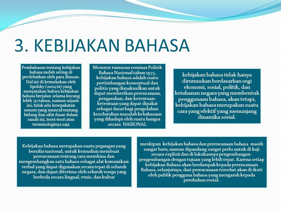 Language Policy Language Planning Social Change