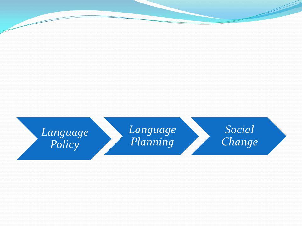 Kebijakan Bahasa di Dunia 1.Kebijakan Bahasa di inggris 2.