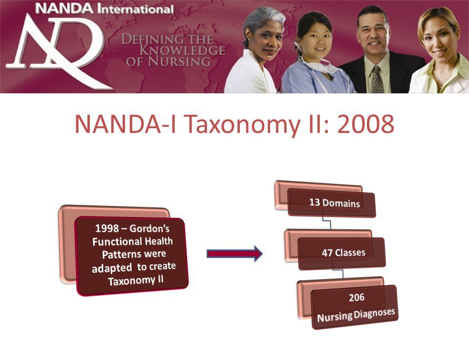 NANDA-I Taxonomy II: 2008