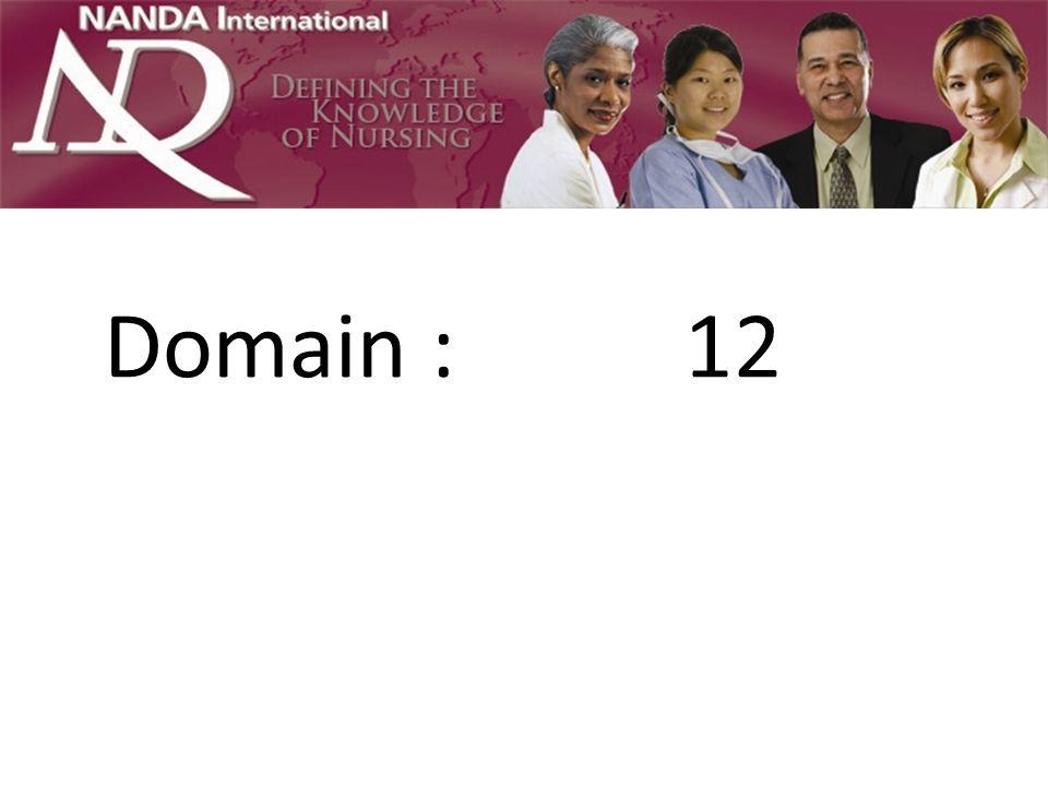 Domain :12