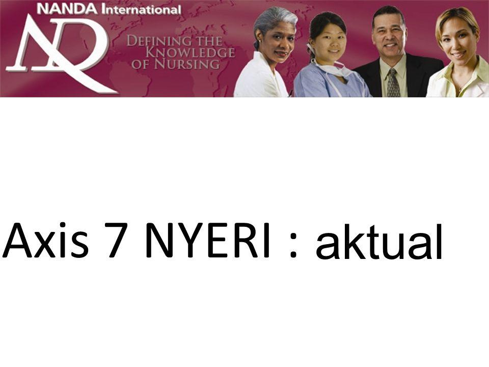 Axis 7 NYERI : aktual