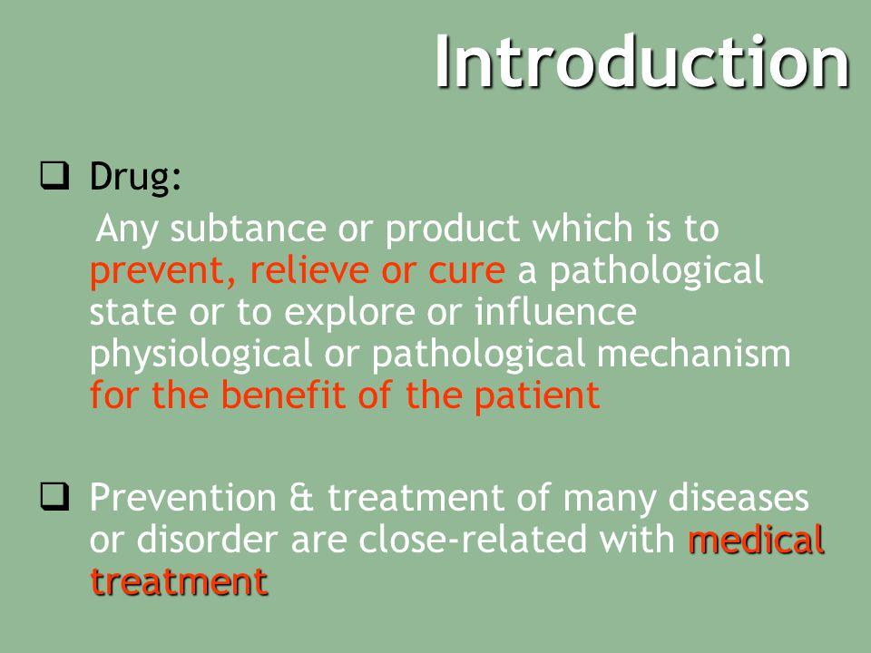 Figure 1. The drug use Process