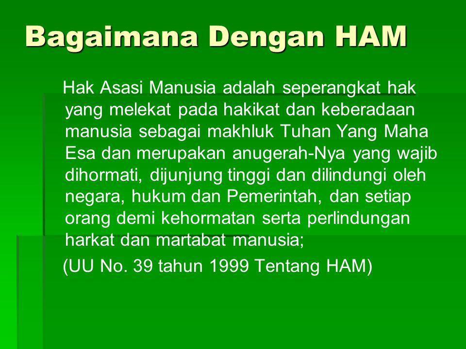 Kebijakan Lainnya  UU No.11 No.Tahun 2005 tentang HAK Ekonomi, Sosial dan Budaya  UU No.