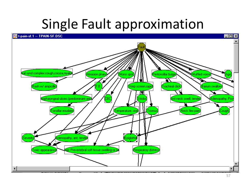 On Parenting : MSN 56 Original Multiple Fault Model