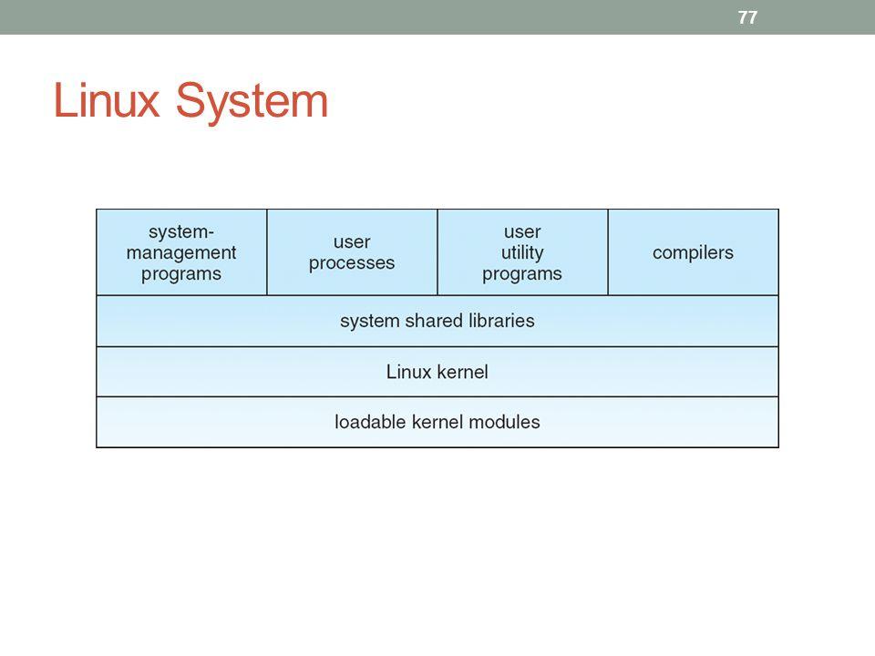 Linux System 77