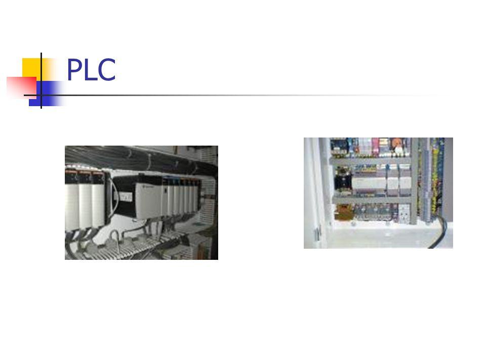 Operasi PLC Logic-logic yang kondisinya syaratnya terpenuhi maka akan mengeksekusi logic Output Modul Output akan mengeksekusi field device