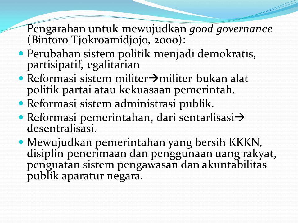 Good Governance Coorporate Prinsip-prinsip good governance coorporate: Transparansi  keterbukaan dalam segala hal mengenai perusahaan.
